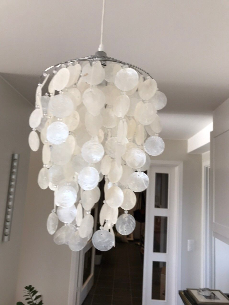 Skjell lampe | FINN.no