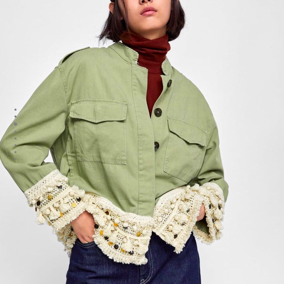 Jakke fra Zara | FINN.no