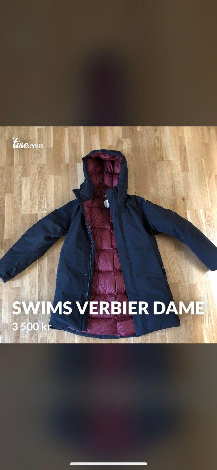 Swims jakke Verbier | FINN.no