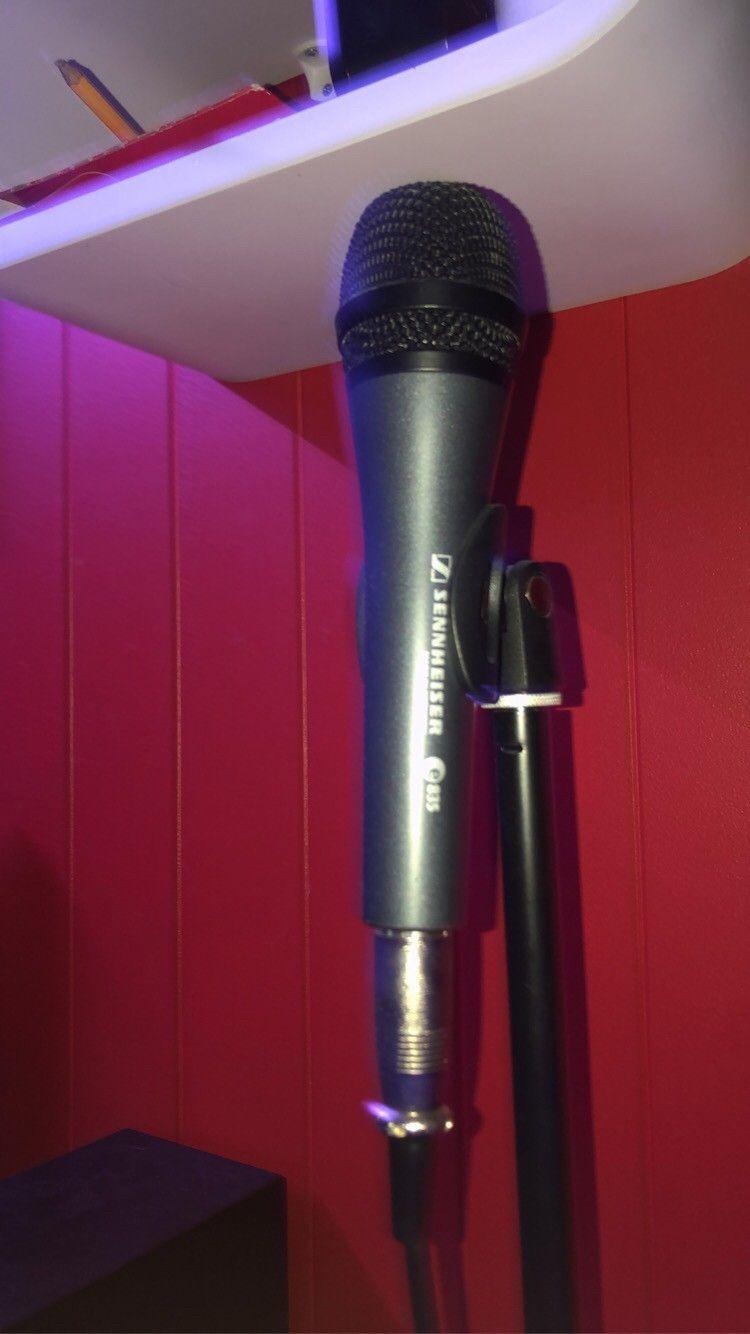 Mikrofon for munnspill | FINN.no