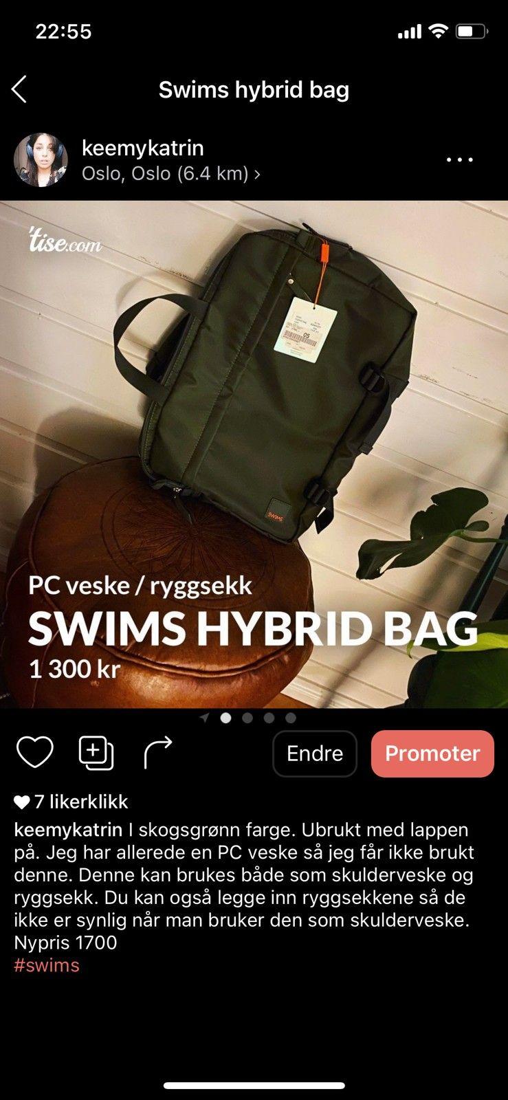 Ryggsekker og vesker   FINN.no