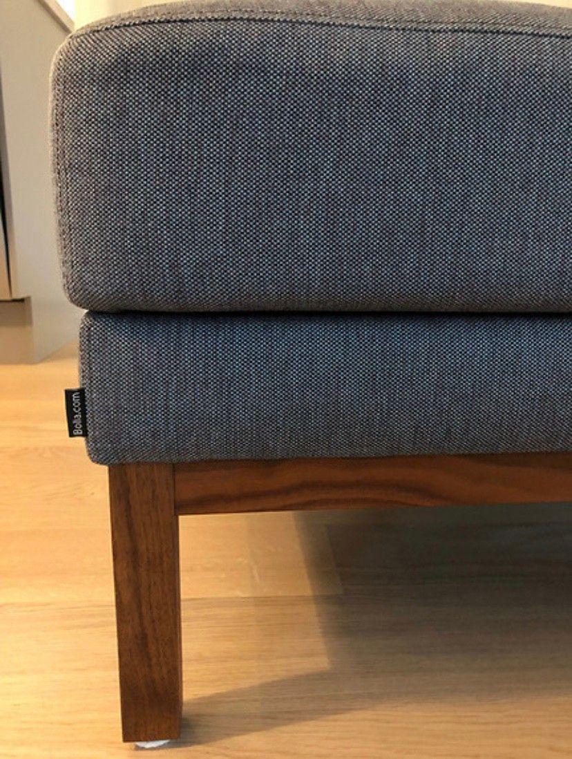 Bolia lenestol med skammel selges , pent brukt | FINN.no