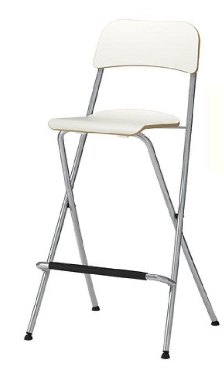 To ikea Franklin barstoler selges samlet for 300kr | FINN.no