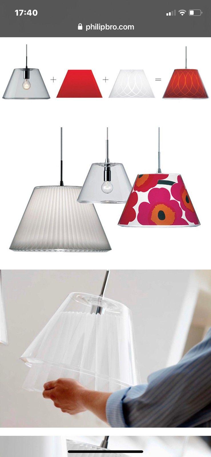 Le klint lampe | FINN.no