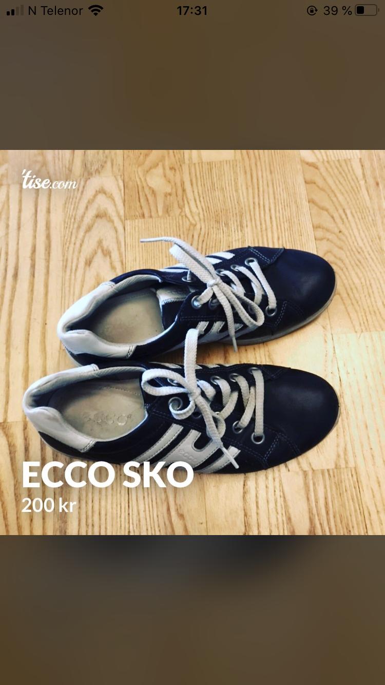 Ecco sko | FINN.no