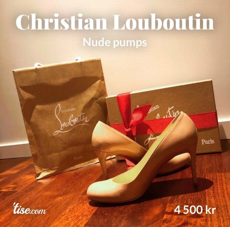Christian Louboutin Sko | FINN.no