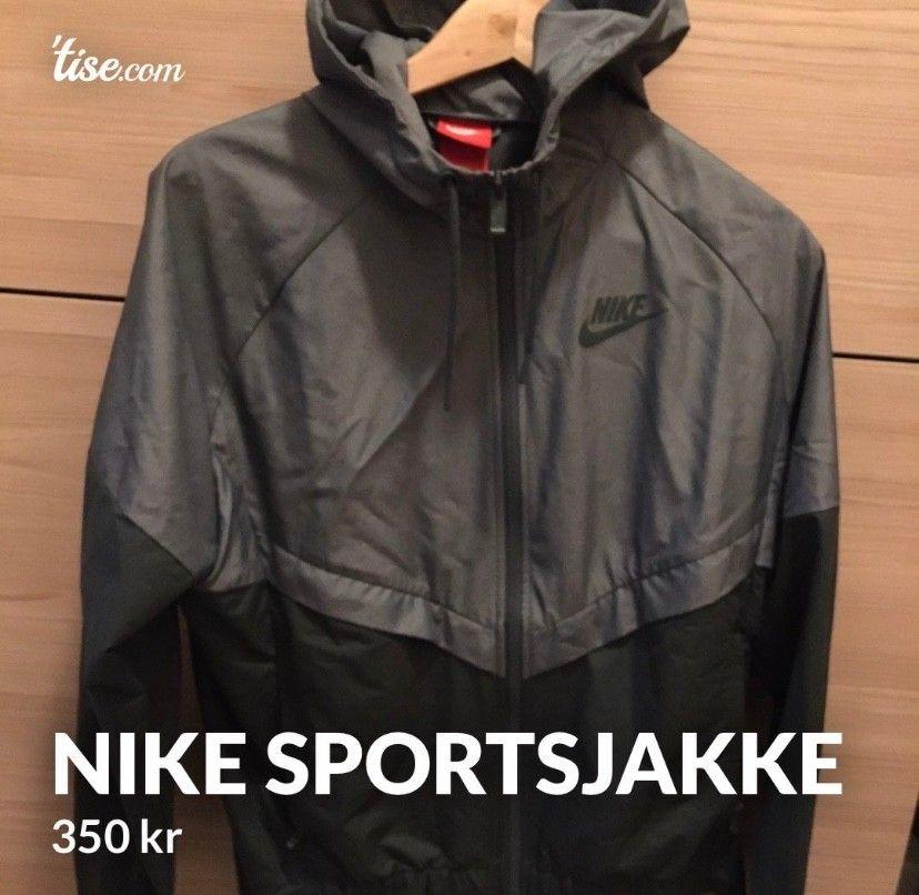Nike løpejakke | FINN.no