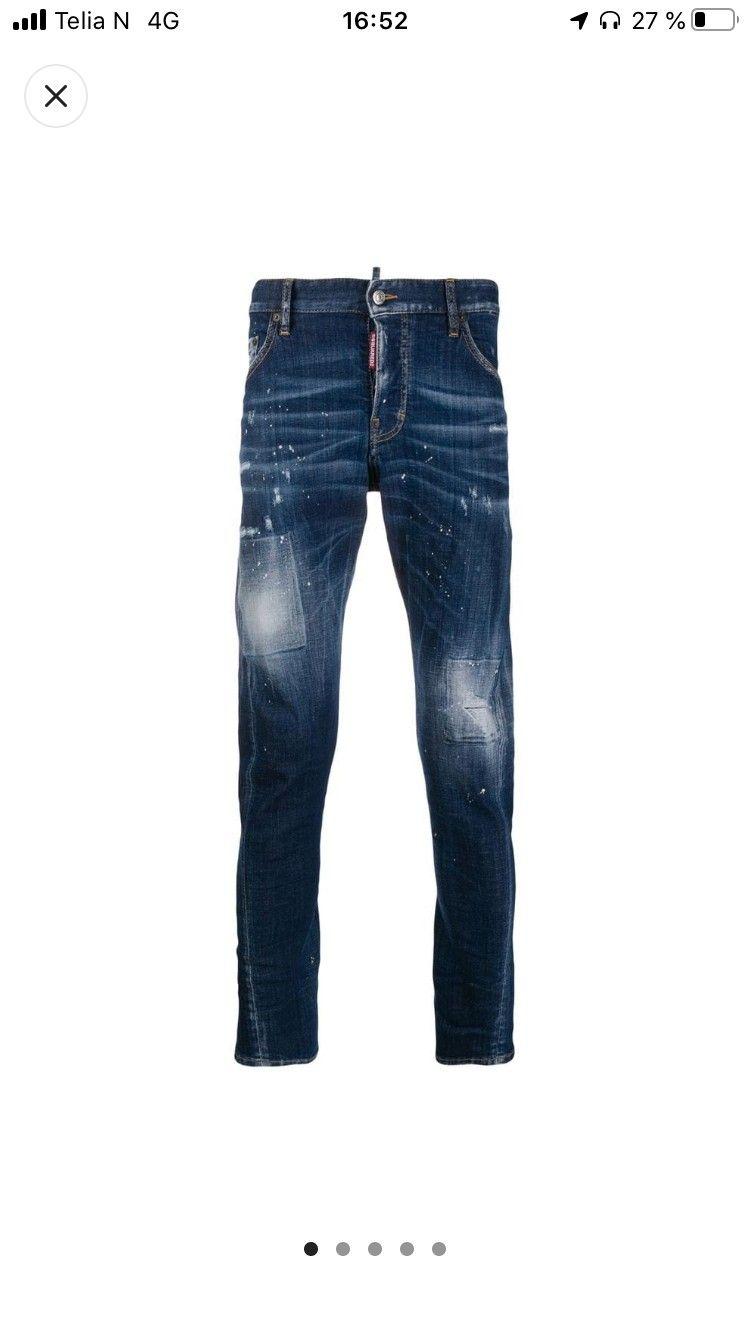 Dsquared2 jeans STRL 56 (IT) | FINN.no