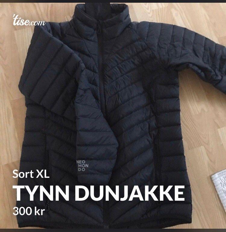 Tynn dunjakke Colombia | FINN.no