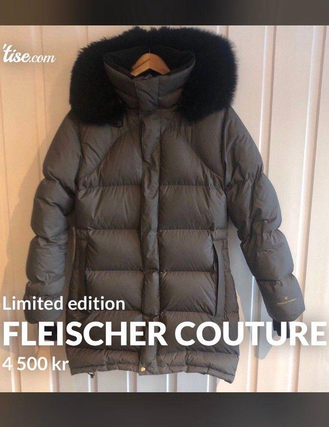fleischer couture selges   FINN.no