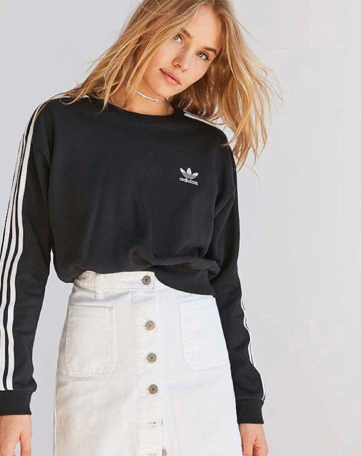 Vintage Adidas genser | FINN.no