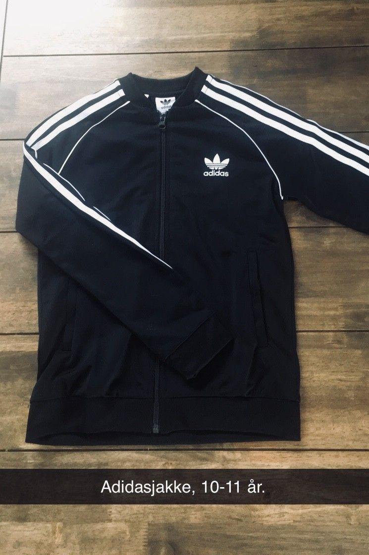 Adidas jakke   FINN.no