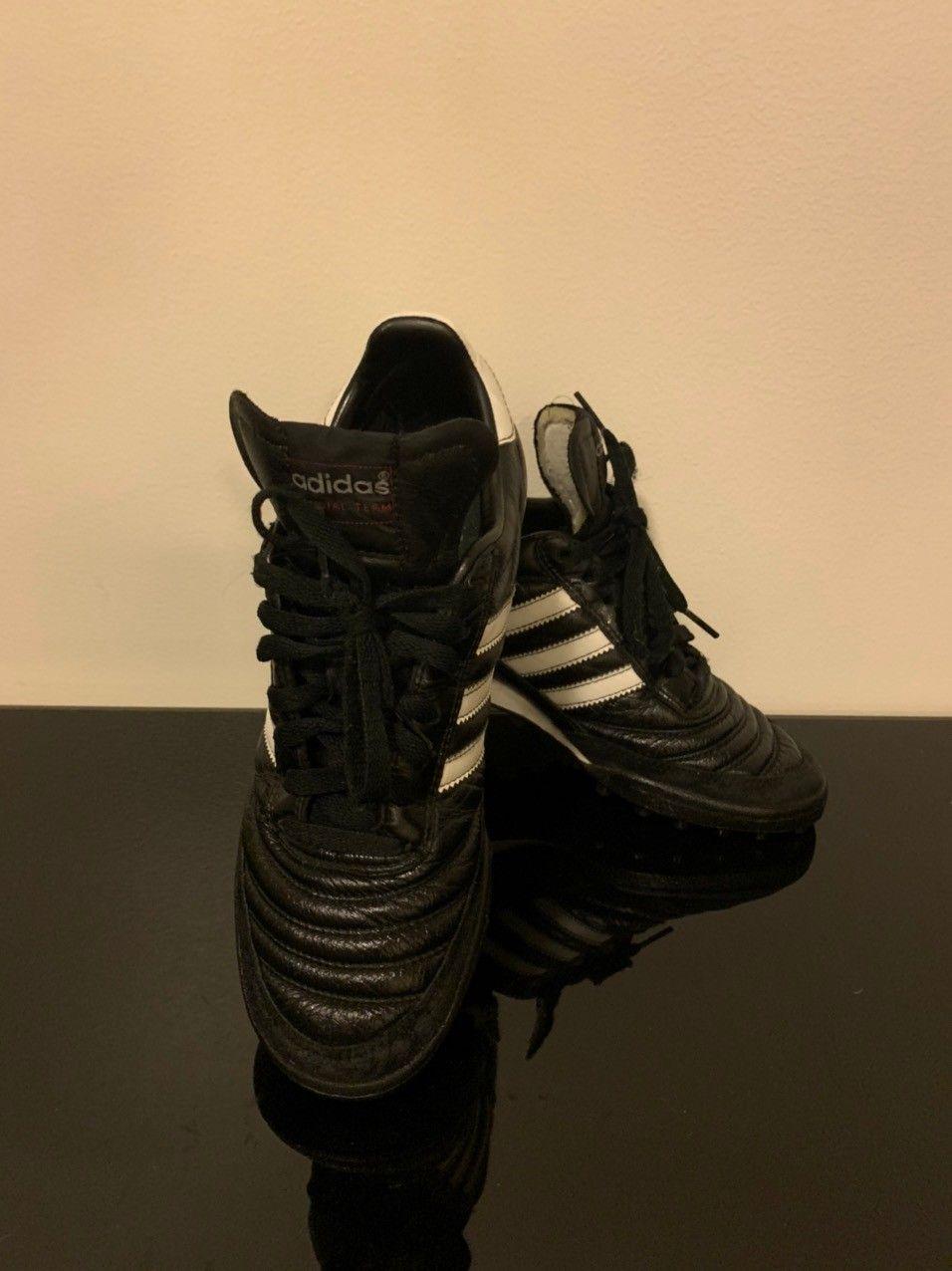 Adidas Mundial Team TF fotballsko str 40 i kenguruskinn