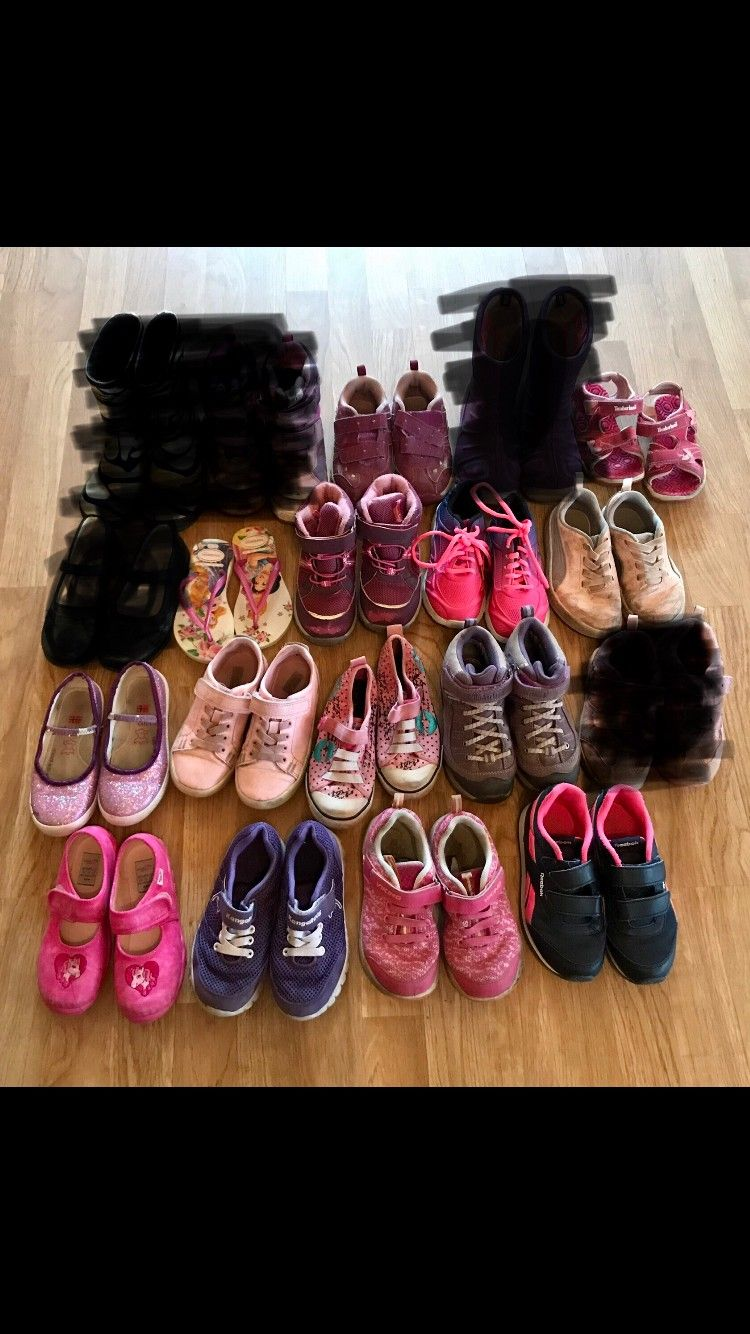 pomp de lux sko