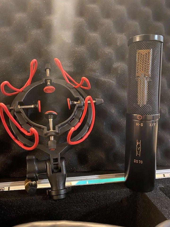 Pearl DS70 Stereomikrofon Quad mikrofon xymsblumlein