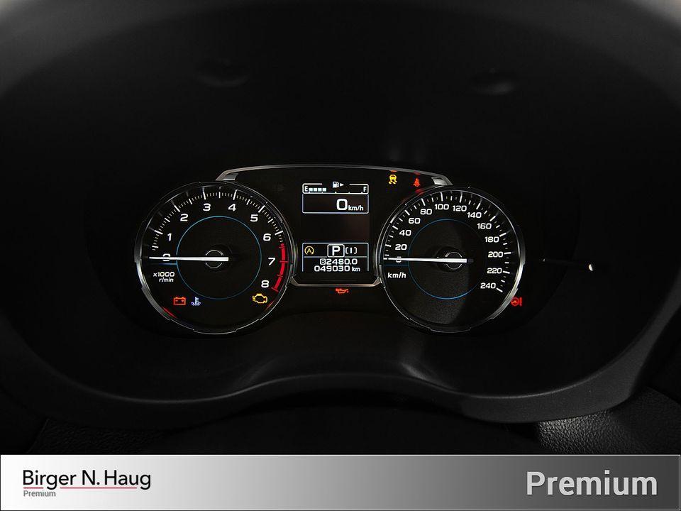 Bilen har passert knappe 49000km på snart 4 år. Med andre ord; her er det mye bil igjen!!