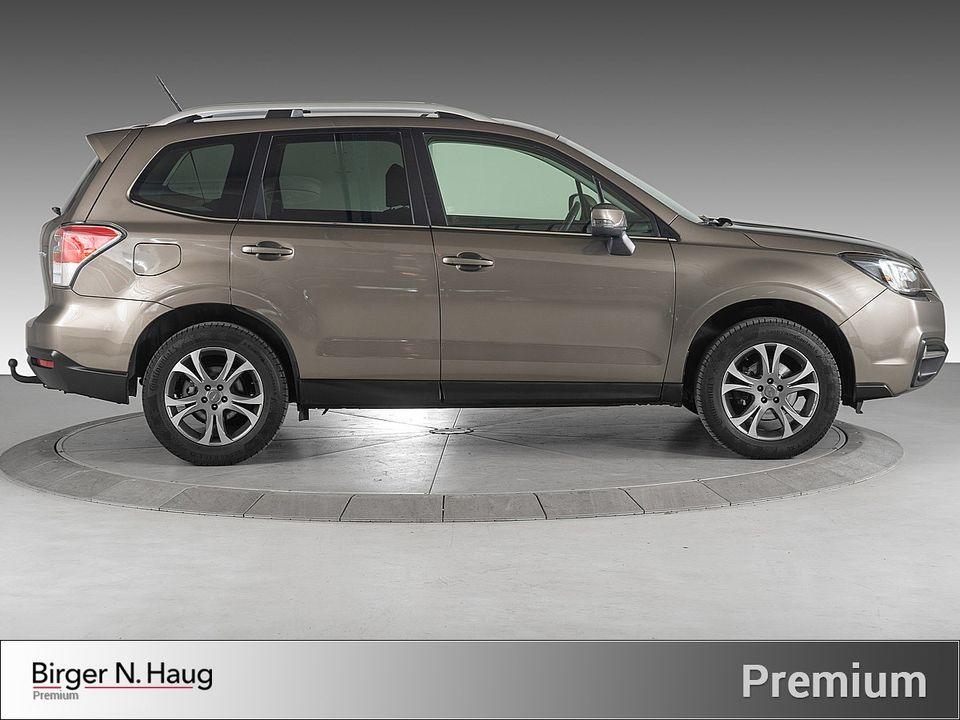 Med 22 cm bakkeklaring og Subaru sitt 4x4 system kommer du fram i de tøffeste forholdene.