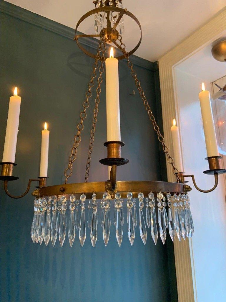 Taklampe lampe belysning lysekrone | FINN.no