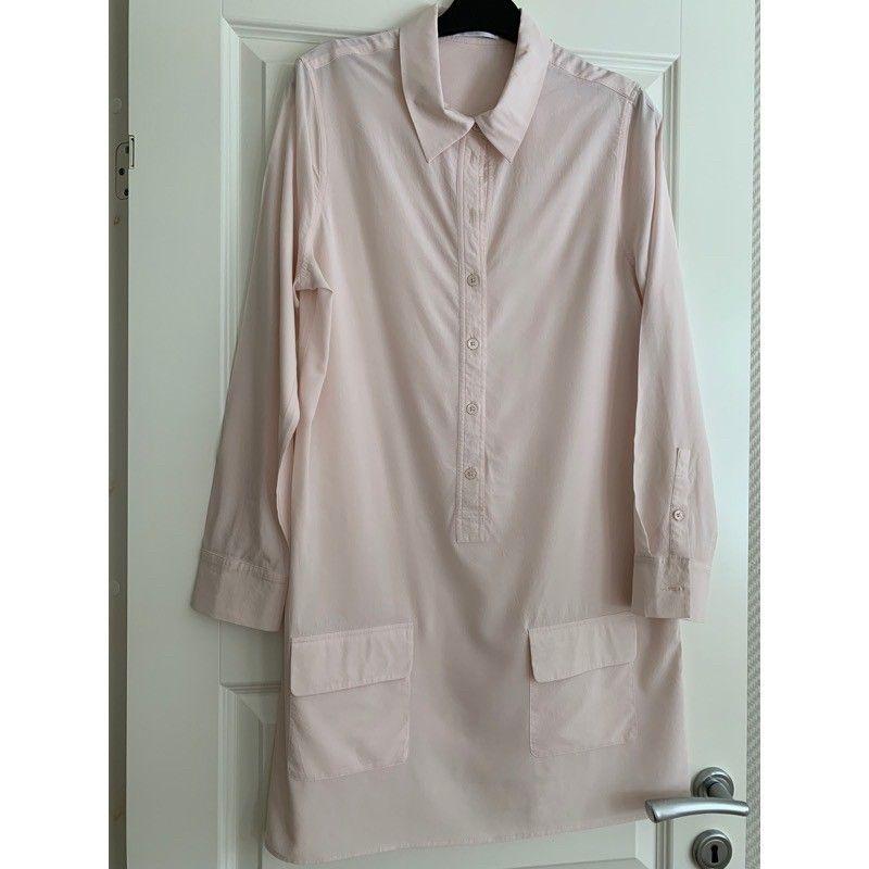 Skjortekjole i nydelig silke fra Chantelle Ferrant ( som ny