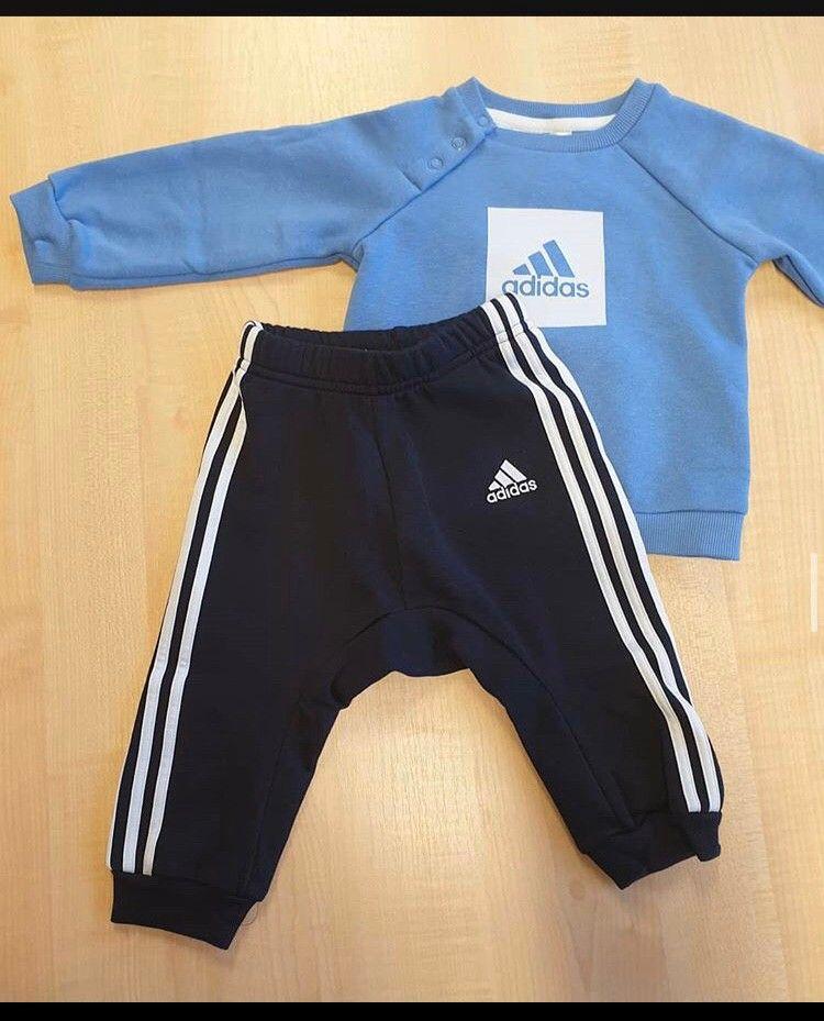 Adidas sett til gutt | FINN.no
