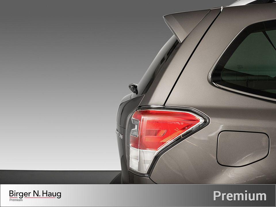 Subaru Forester med symetrical AWD kommer seg frem der andre må gi tapt!