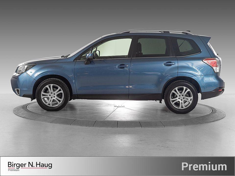 Subaru har vært ledende på 4x4 siden 70tallet! Her kommer du deg fram uansett føre!