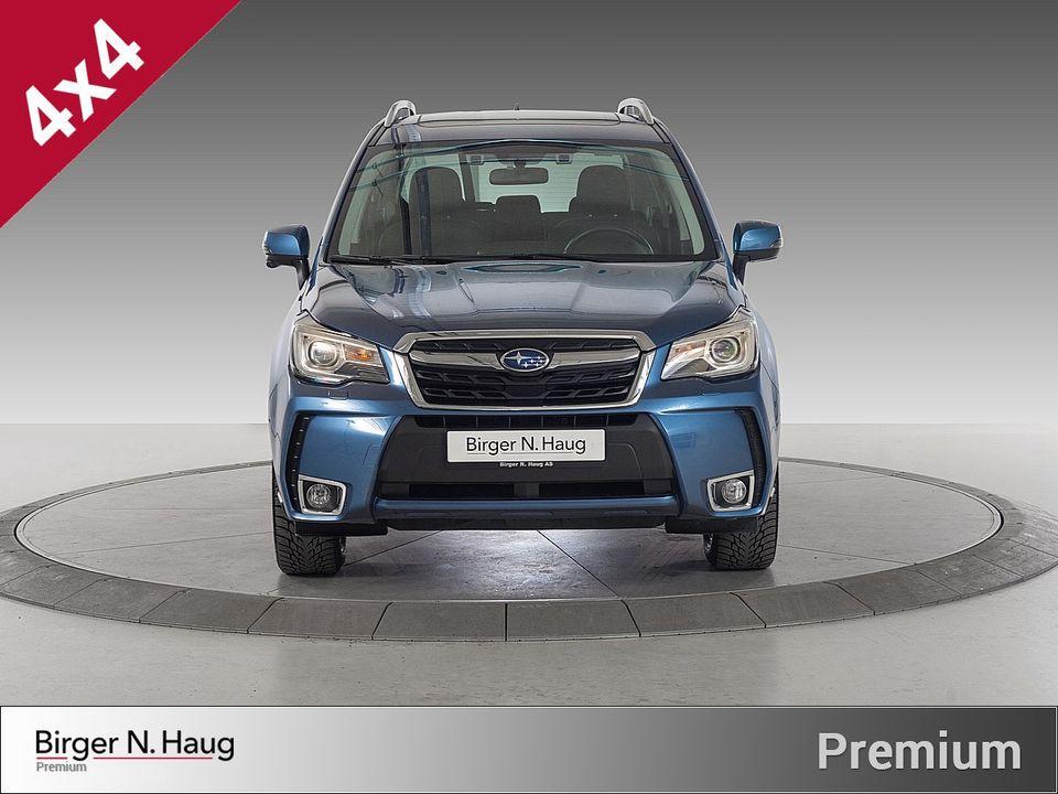 Fullspekket Subaru Forester Sport Premium fra 2018