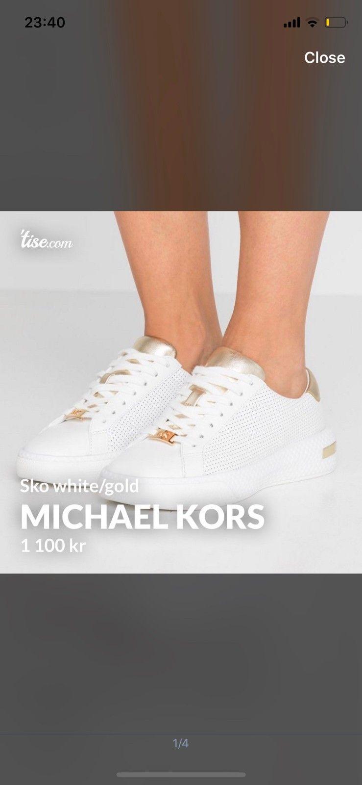 Michael Kors sko i kalveskinn nye! | FINN.no