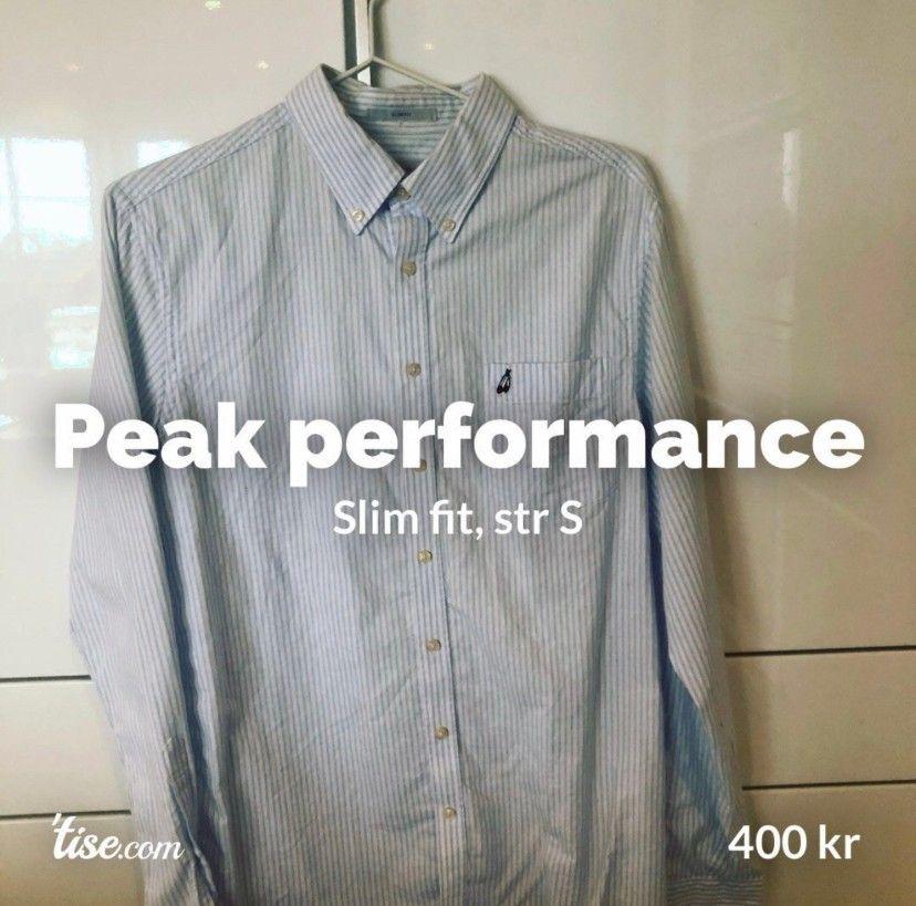 Peak Performance • Tise
