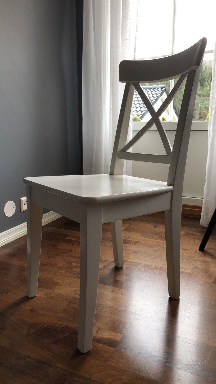 Ingolf stoler, 4 stk | FINN.no