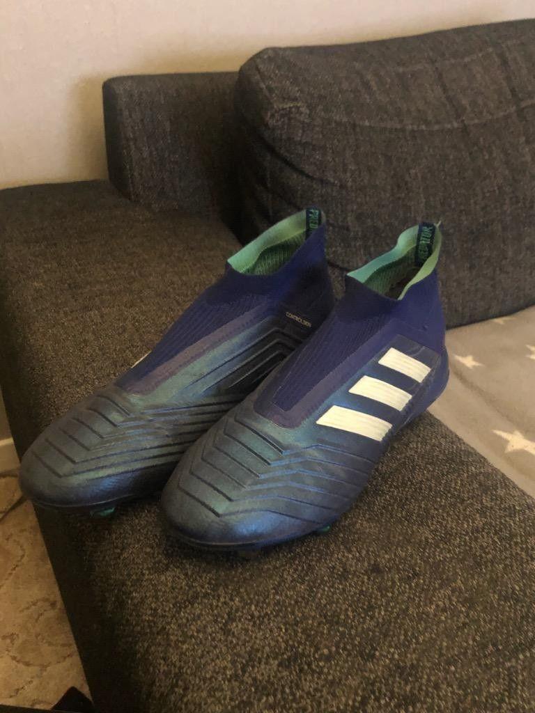 Helt nye adidas fotball sko i eske! | FINN.no
