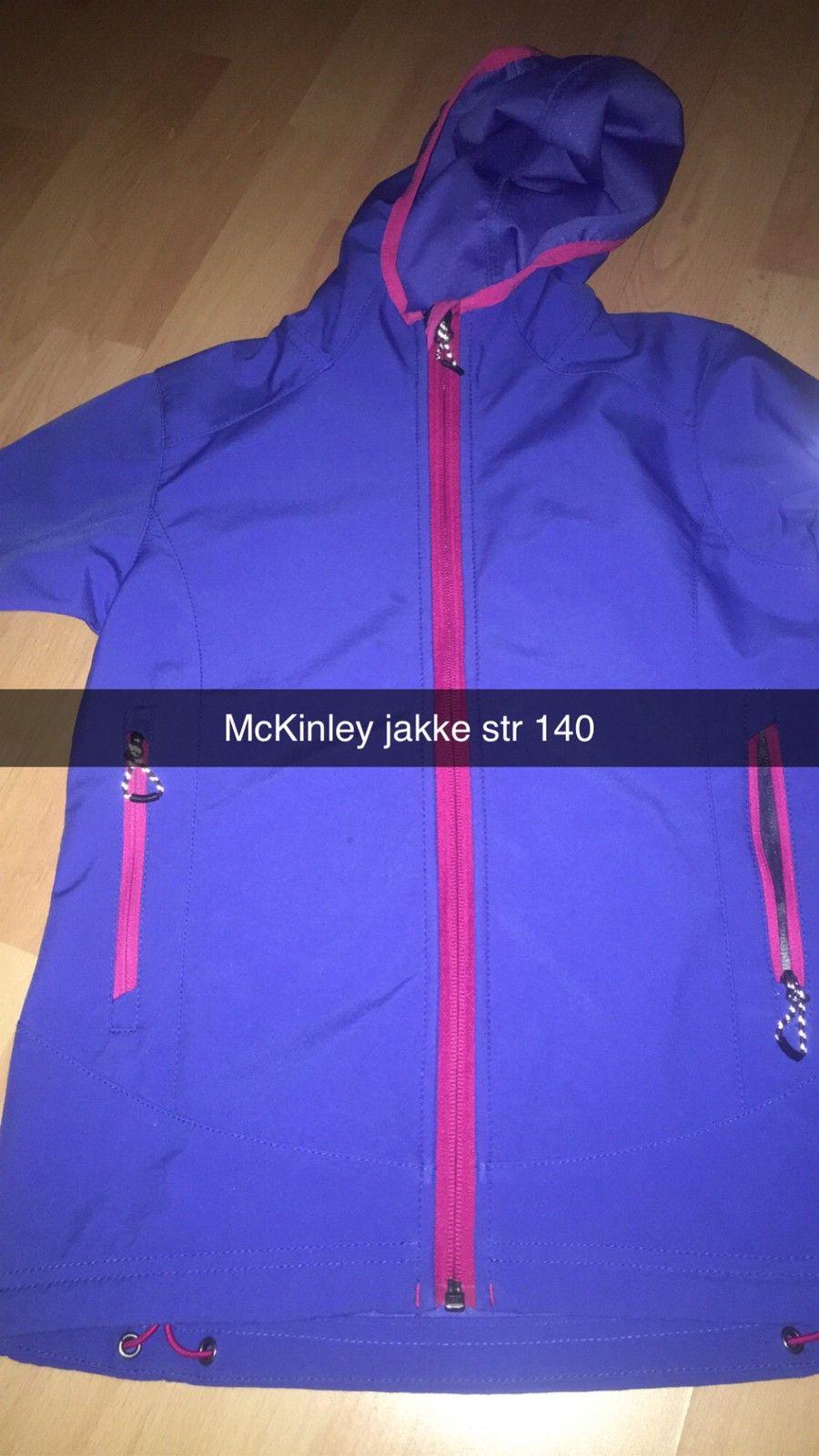 NY McKinley jakke for dame   FINN.no