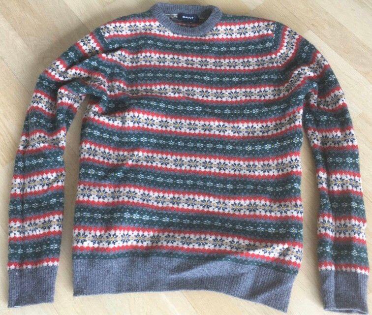 GANT genser selges til gi bort pris | FINN.no