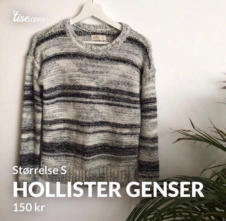 Hollister genser • Tise