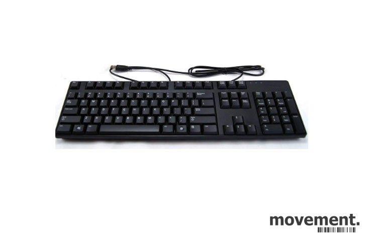 Originalt Dell tastatur, L30U, Norsklayout, modellkode