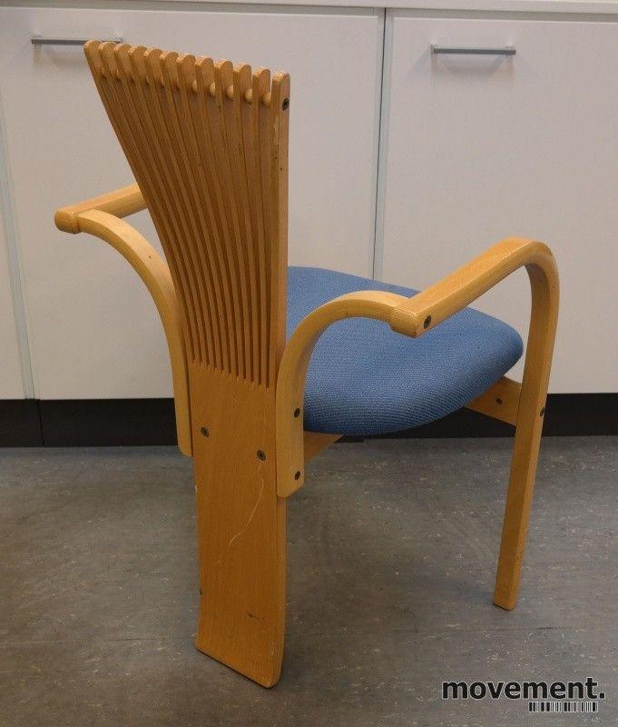 Totem stol, design Torstein Nilsen ca.1980 | FINN.no