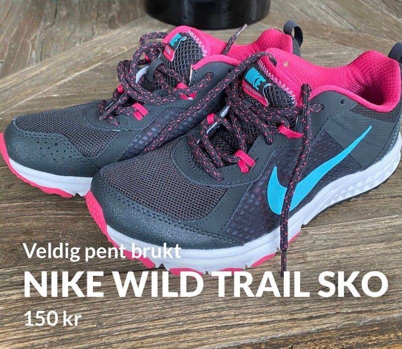 Nike sko str. 39 | FINN.no