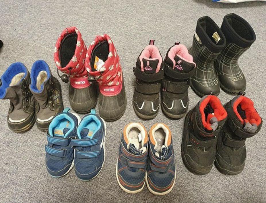 Barne sko str 22 24 | FINN.no