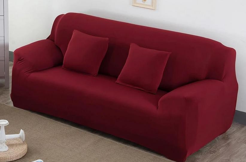 Elastisk og vanntett sofatrekk sofadeksel - sofa cover ...