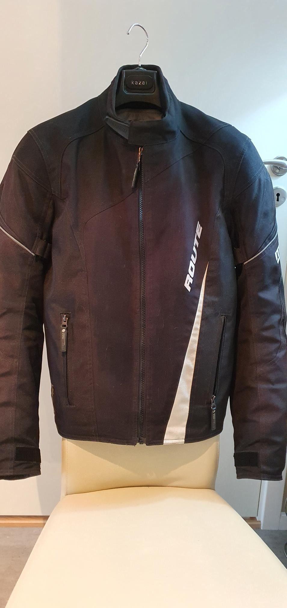 Lite brukt MC jakke og ryggskinne | FINN.no