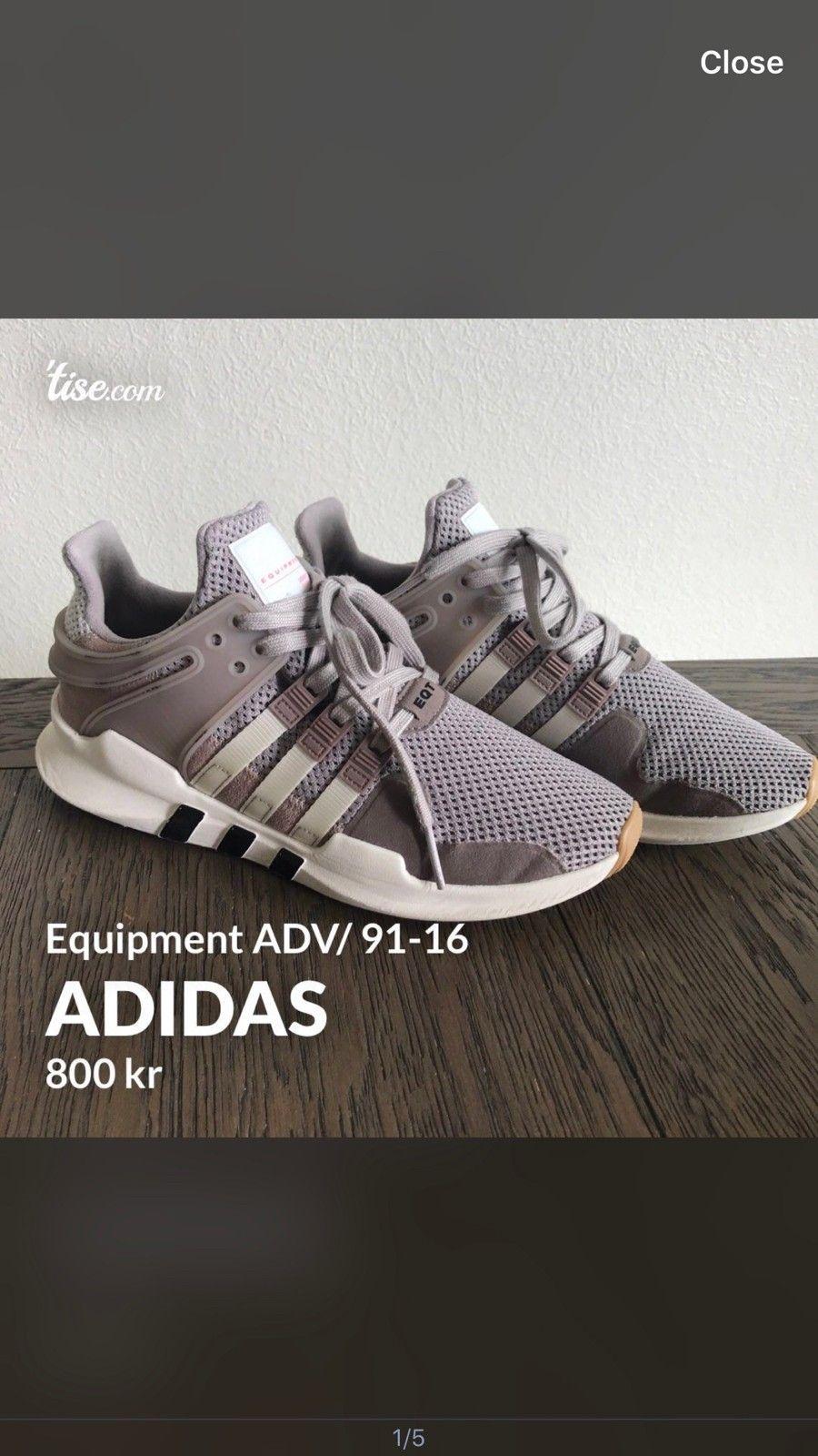 Nye Adidas Equipment sko selges, str 11 (UK).   FINN.no