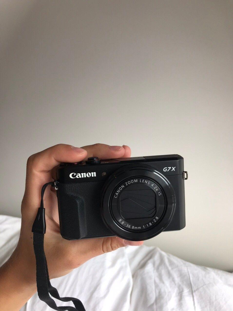 Canon G7x mark 2 | FINN.no