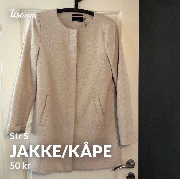 Jakkekåpe til dame | FINN.no
