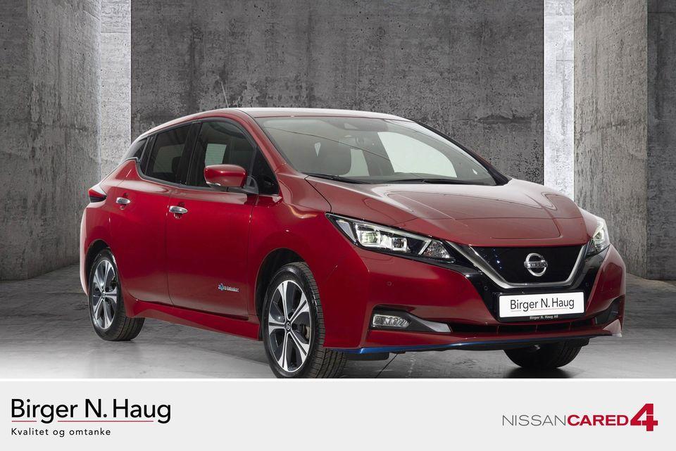 Brukt Nissan Leaf 2020   10 km   Birger N. Haug
