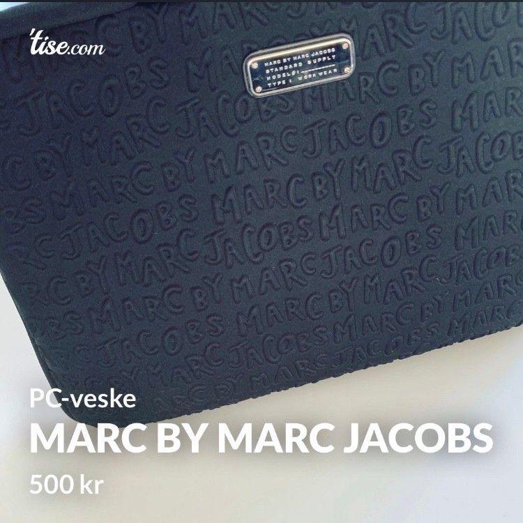 Mar by marc jacobs pc veske | FINN.no