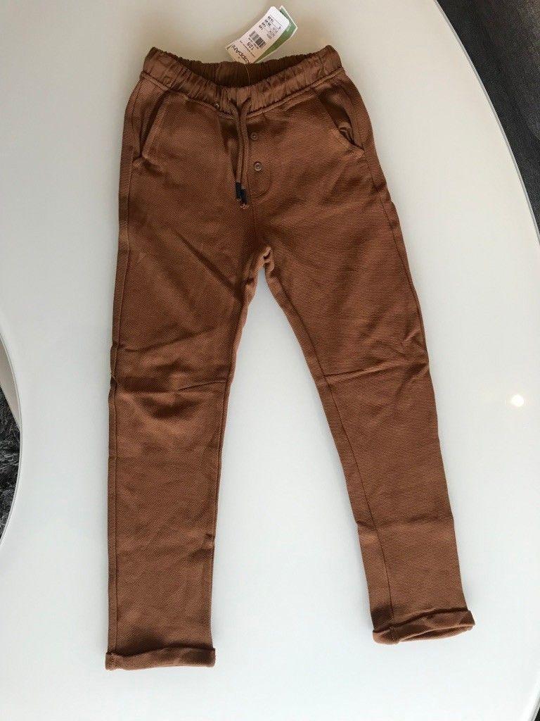 Ny elastisk bukse fra Kappahl i str. 128 | FINN.no