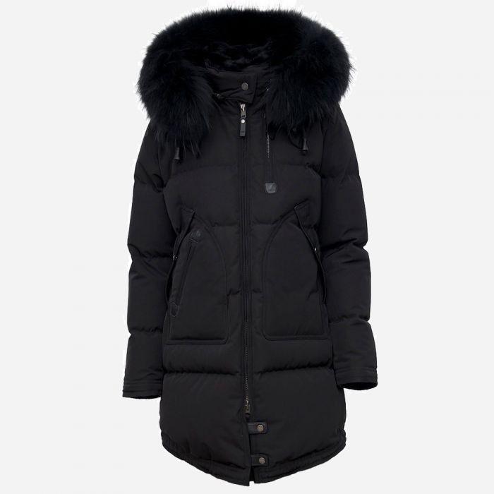 Svart Cedrico jakke i str S | FINN.no