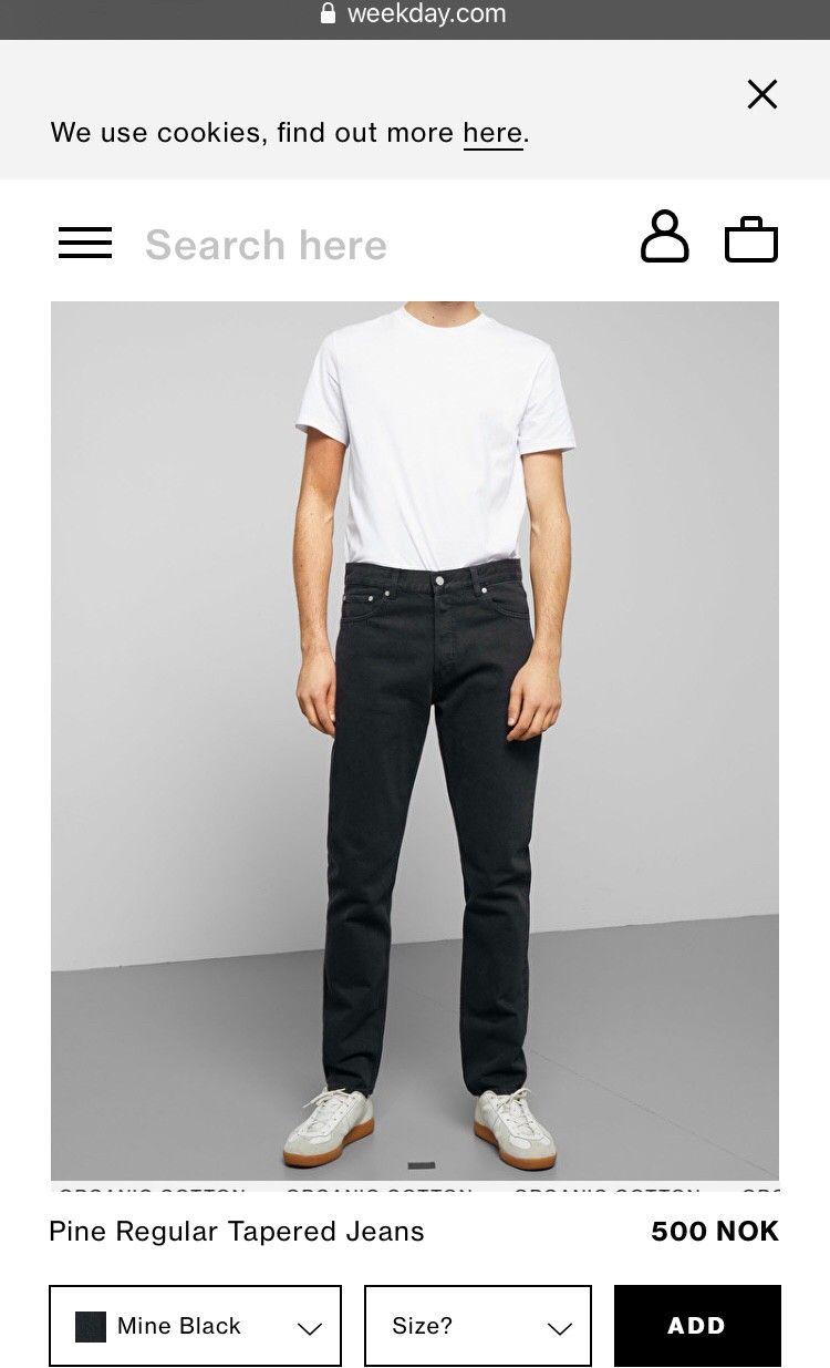 jeans herre | FINN.no