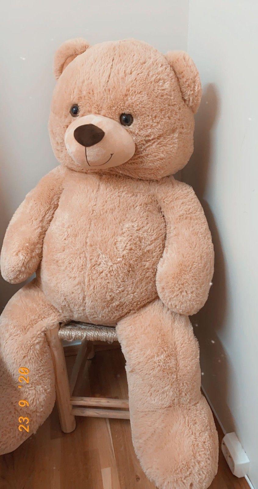 Teddybjørn jakke | FINN.no