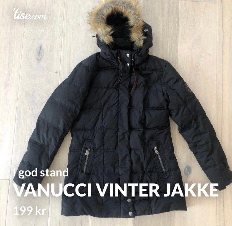 Vinterjakke Gestuz | FINN.no